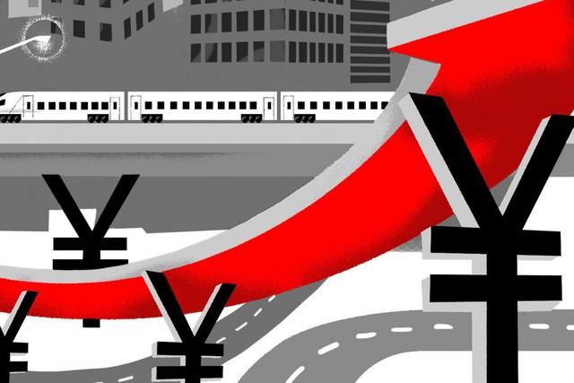 Vòng luẩn quẩn của của sự trì trệ ở Trung Quốc: Kinh tế giảm tốc, ngân hàng thắt chặt cho vay, chính quyền địa phương không có tiền để đầu tư những dự án kích thích tăng trưởng - Ảnh 2.
