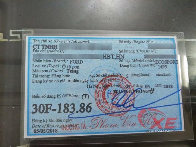 Chủ ô tô tá hỏa vì ngồi nhà Hà Nội vẫn bị bắn tốc độ ở Hà Tĩnh - Ảnh 4.