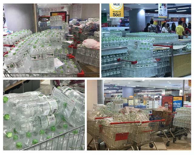 Người dân Hà Nội chi tiền triệu để mua nước khoáng đóng chai do ô nhiễm nước - Ảnh 3.