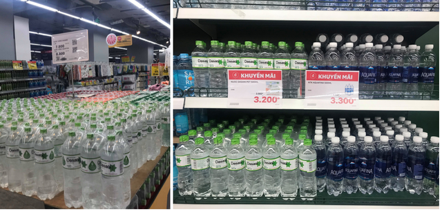 Người dân Hà Nội chi tiền triệu để mua nước khoáng đóng chai do ô nhiễm nước - Ảnh 5.