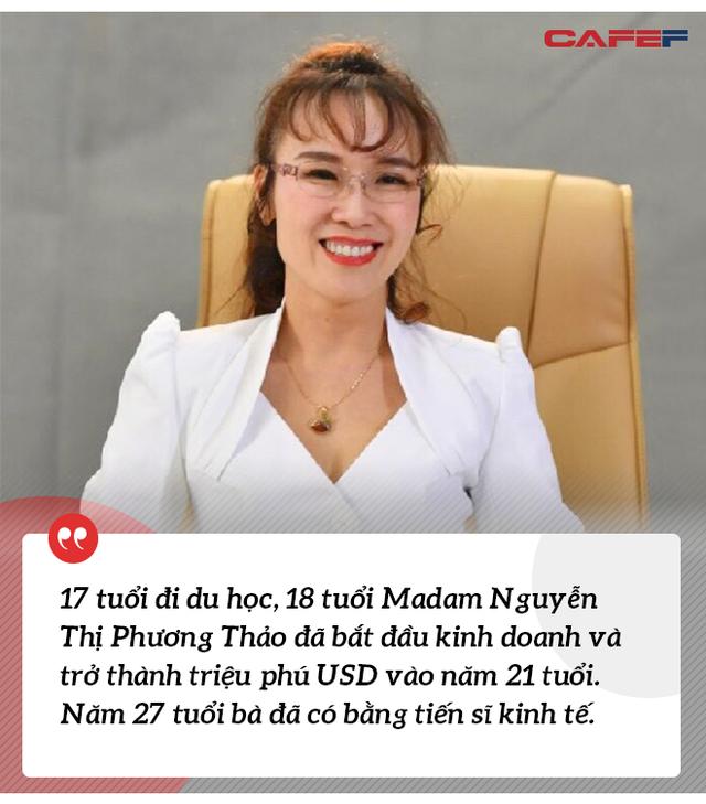 Tỷ phú Nguyễn Thị Phương Thảo: Hãy cho đi và đừng mong chờ nhận lại điều gì - Ảnh 2.