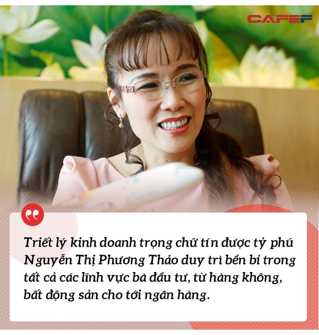 Tỷ phú Nguyễn Thị Phương Thảo: Hãy cho đi và đừng mong chờ nhận lại điều gì - Ảnh 7.