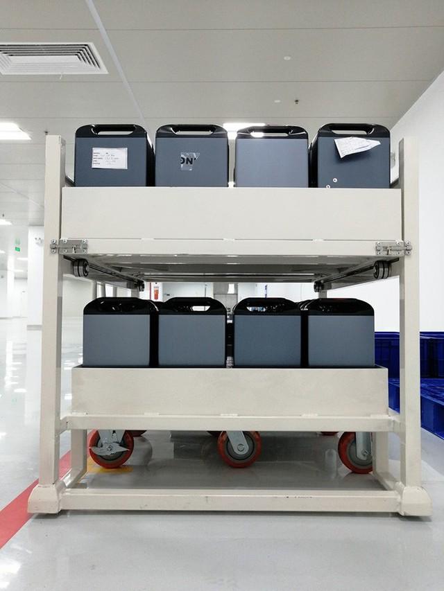 VinFast Klara dừng sản xuất 2 bản sạc điện, chuyển sang kiểu đổi pin, động cơ mạnh hơn, giá khoảng 42 triệu đồng - Ảnh 6.