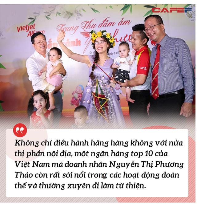 Tỷ phú Nguyễn Thị Phương Thảo: Hãy cho đi và đừng mong chờ nhận lại điều gì - Ảnh 9.