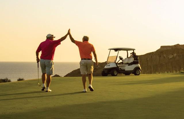 6 điều người chồng sẵn sàng làm vì Golf nhưng với vợ thì chưa chắc - Ảnh 3.