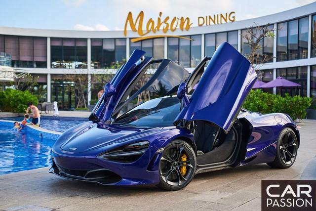 Theo chân Cường Đô-la khám phá siêu xe McLaren 720S: Cuộc hội ngộ hiếm hoi của dàn xế hộp trăm tỷ tại Việt Nam - Ảnh 3.