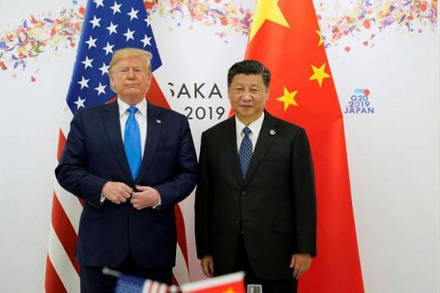 Ông Trump hy vọng ký thỏa thuận thương mại với Trung Quốc giữa tháng 11 - Ảnh 1.
