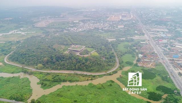 Đẩy nhanh triển khai các dự án Khu Công viên Lịch sử - Văn hóa Dân tộc TPHCM - Ảnh 1.