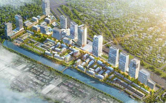 Lộ diện đại gia bất động sản đầu tư dự án khu đô thị trên khu đất 30ha nhà máy xi măng lâu đời nhất TP.HCM - Ảnh 1.