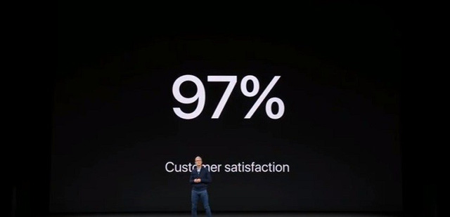 Mẹo đơn giản giúp những người đứng đầu Apple có được các trang slide ấn tượng khi thuyết trình: Bắt nguồn từ Steve Jobs! - Ảnh 1.
