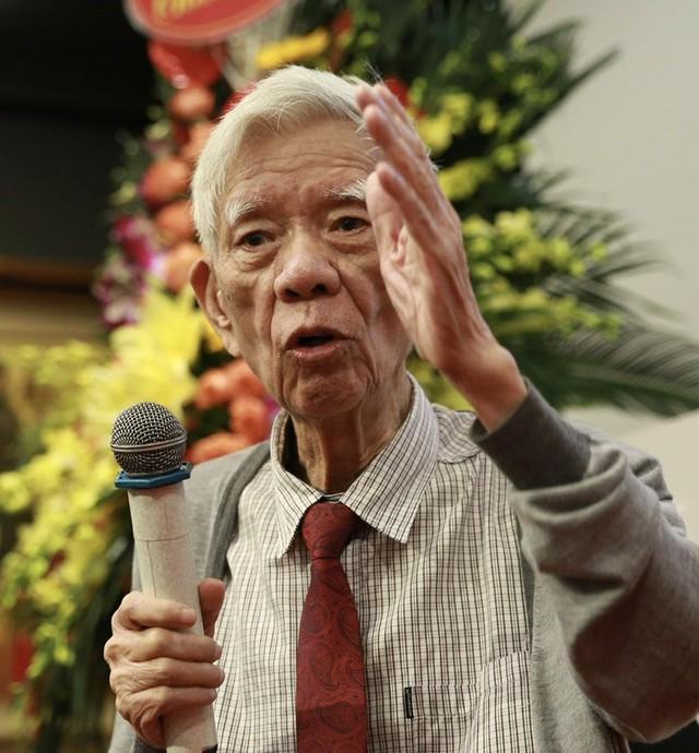 Chuyện thú vị ở lễ mừng thọ 90 tuổi của ông Nguyễn Đình Hương, nguyên Phó Ban tổ chức Trung ương Đảng - Ảnh 5.
