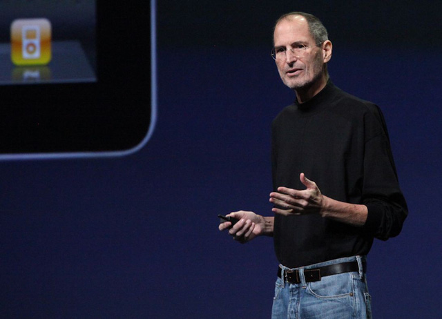 Mẹo đơn giản giúp những người đứng đầu Apple có được các trang slide ấn tượng khi thuyết trình: Bắt nguồn từ Steve Jobs! - Ảnh 2.