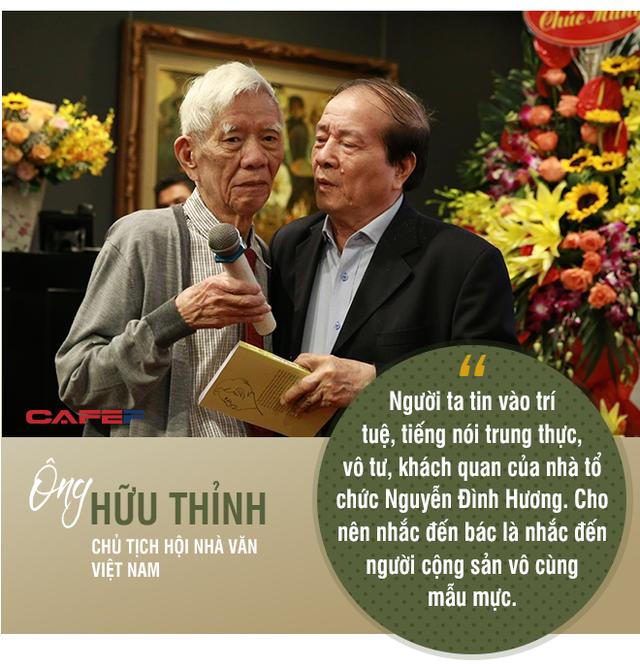 Chuyện thú vị ở lễ mừng thọ 90 tuổi của ông Nguyễn Đình Hương, nguyên Phó Ban tổ chức Trung ương Đảng - Ảnh 6.