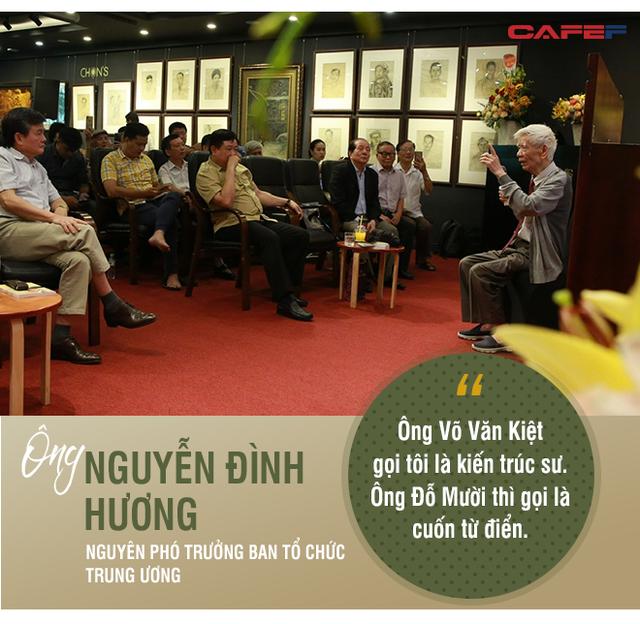 Chuyện thú vị ở lễ mừng thọ 90 tuổi của ông Nguyễn Đình Hương, nguyên Phó Ban tổ chức Trung ương Đảng - Ảnh 8.