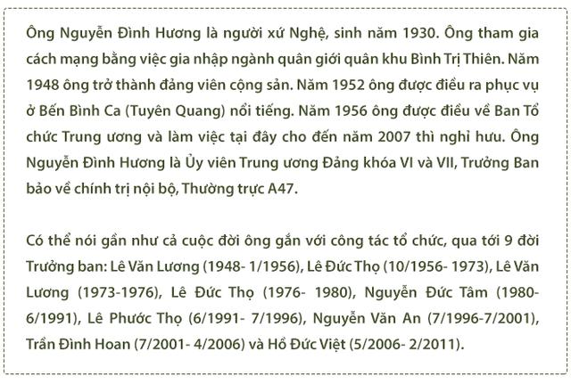 Chuyện thú vị ở lễ mừng thọ 90 tuổi của ông Nguyễn Đình Hương, nguyên Phó Ban tổ chức Trung ương Đảng - Ảnh 9.