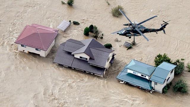 Thiệt hại do bão Hagibis tại Nhật Bản lên đến 527 triệu USD - Ảnh 1.