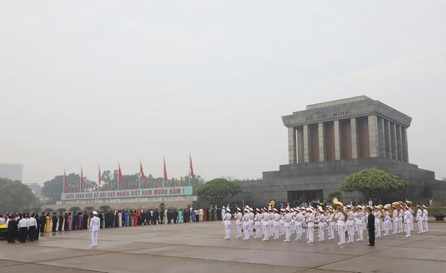 TRỰC TIẾP: Quốc hội khai mạc kỳ họp thứ 8 - Ảnh 1.