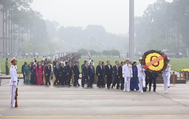TRỰC TIẾP: Quốc hội khai mạc kỳ họp thứ 8 - Ảnh 2.