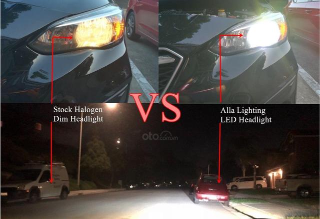 Đèn LED ôtô giúp tiết kiệm nhiên liệu như thế nào? - Ảnh 1.
