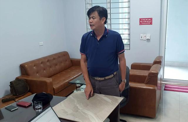 Vụ nước sạch sông Đà: Triệu tập con gái chủ nguồn thải - Ảnh 1.
