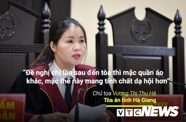 Infographic: Những phát ngôn dậy sóng dư luận trong phiên xử vụ án nâng điểm thi ở Hà Giang - Ảnh 3.