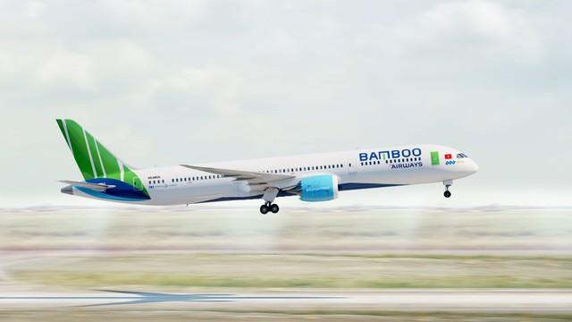 Bamboo Airways chính thức nhận bàn giao hai máy bay Boeing 787-9 Dreamliner  - Ảnh 2.