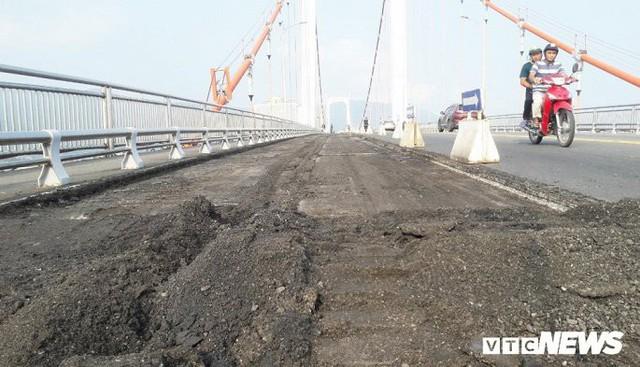 Đà Nẵng lại chi tiền tỷ đại phẫu cầu dây võng dài nhất Việt Nam - Ảnh 1.