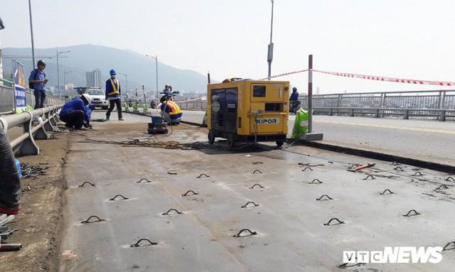 Đà Nẵng lại chi tiền tỷ đại phẫu cầu dây võng dài nhất Việt Nam - Ảnh 3.