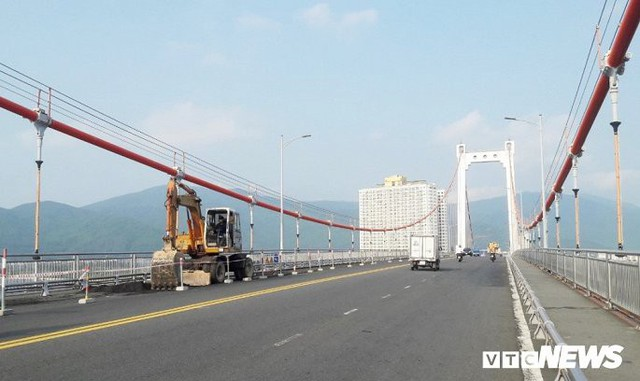 Đà Nẵng lại chi tiền tỷ đại phẫu cầu dây võng dài nhất Việt Nam - Ảnh 4.