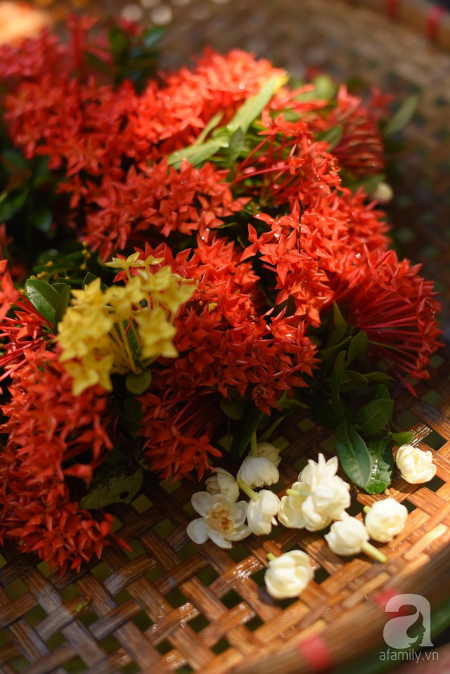 Triết lý sung sướng phụ nữ hiện đại nào cũng phải học từ cụ bà 81 tuổi bán hoa thơm 70 năm ở góc chợ Đồng Xuân - Ảnh 6.