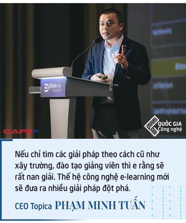 TOPICA: Từ bàn tay của Bill Gates đến startup hàng đầu Đông Nam Á về giáo dục trực tuyến - Ảnh 3.