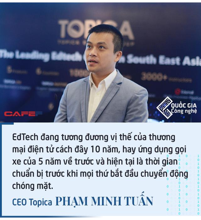 TOPICA: Từ bàn tay của Bill Gates đến startup hàng đầu Đông Nam Á về giáo dục trực tuyến - Ảnh 10.