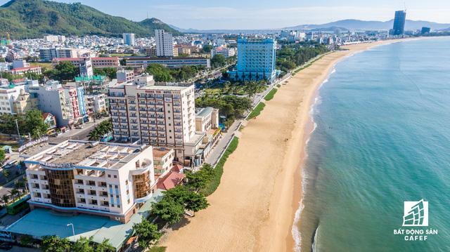 Điều chỉnh quy hoạch vịnh Quy Nhơn, di dời hàng loạt khách sạn - Ảnh 1.