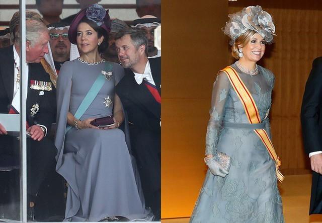 Cộng đồng mạng phát sốt với vẻ đẹp thoát tục không góc chết của Hoàng hậu Bhutan ở Nhật Bản khi tham dự lễ đăng quang  - Ảnh 11.