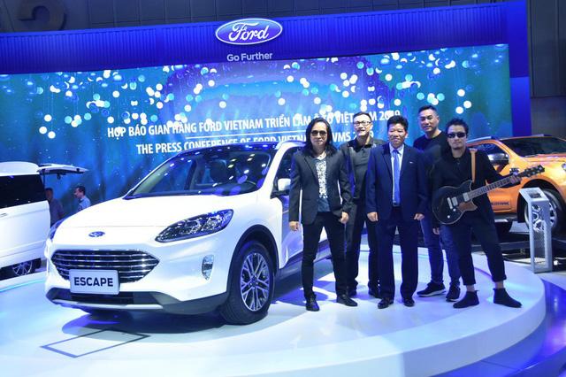 Gần 100 mẫu ôtô mới nhất trình diễn tại Vietnam Motor Show 2019 - Ảnh 15.