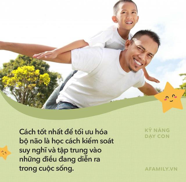 Bố mẹ dạy con 6 kỹ năng thiết yếu này càng sớm, con càng có nhiều cơ hội thành công trong tương lai - Ảnh 4.