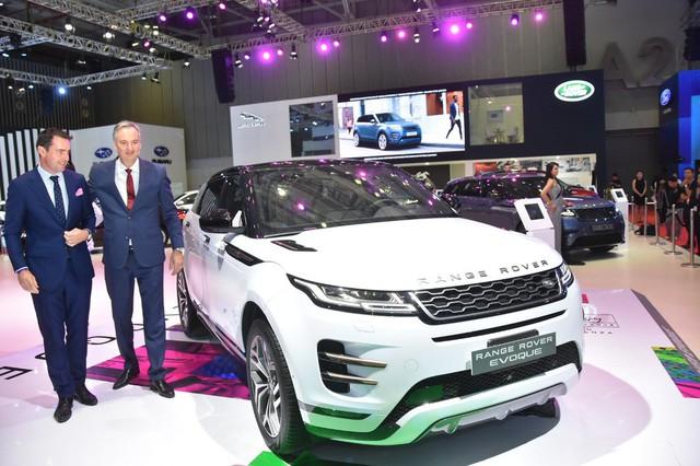Gần 100 mẫu ôtô mới nhất trình diễn tại Vietnam Motor Show 2019 - Ảnh 6.