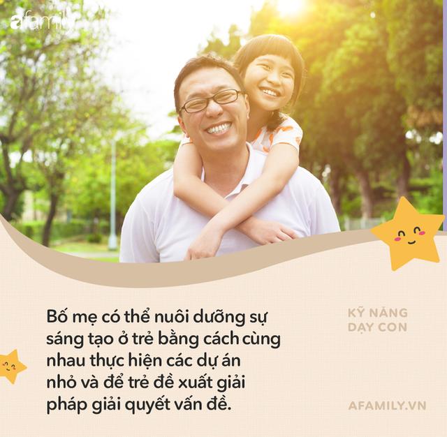Bố mẹ dạy con 6 kỹ năng thiết yếu này càng sớm, con càng có nhiều cơ hội thành công trong tương lai - Ảnh 6.