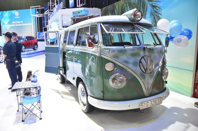 Gần 100 mẫu ôtô mới nhất trình diễn tại Vietnam Motor Show 2019 - Ảnh 9.