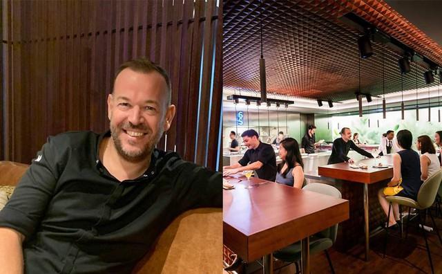 Gặp gỡ vị bếp trưởng 2 sao Michelin cấm thực khách dùng điện thoại trong nhà hàng: Sang chảnh không phải là có người phục vụ mình 5 phút/lần! - Ảnh 1.