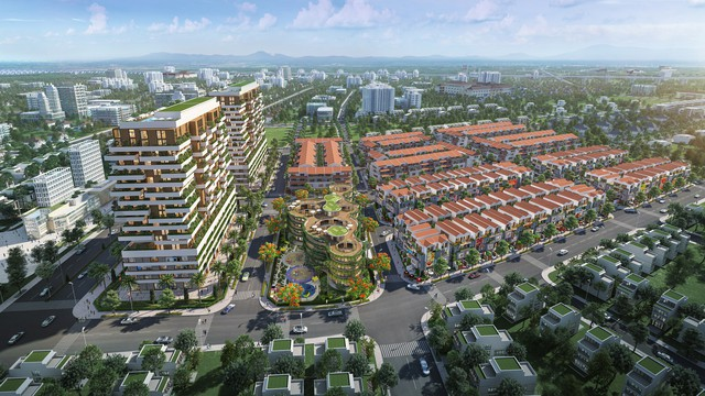 Nhà đất Bà Rịa - Vũng Tàu tăng giá, thiết lập mặt bằng giá mới - Ảnh 1.