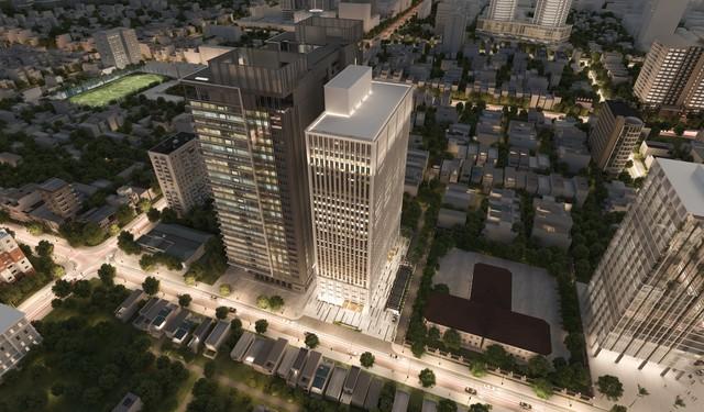 Điểm tên các tòa nhà văn phòng hiện hữu và sắp khai trương tại Tp.HCM - Ảnh 4.