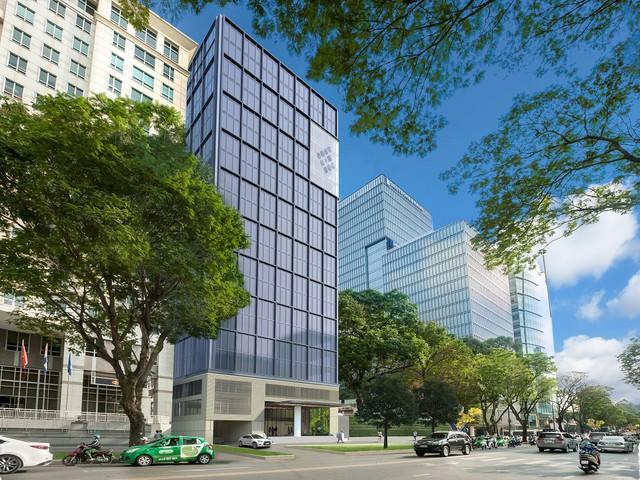 Điểm tên các tòa nhà văn phòng hiện hữu và sắp khai trương tại Tp.HCM - Ảnh 6.
