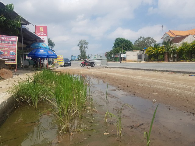 Dự án mở rộng Quốc lộ 1A qua Quảng Ngãi: Bao giờ hết vướng? - Ảnh 1.