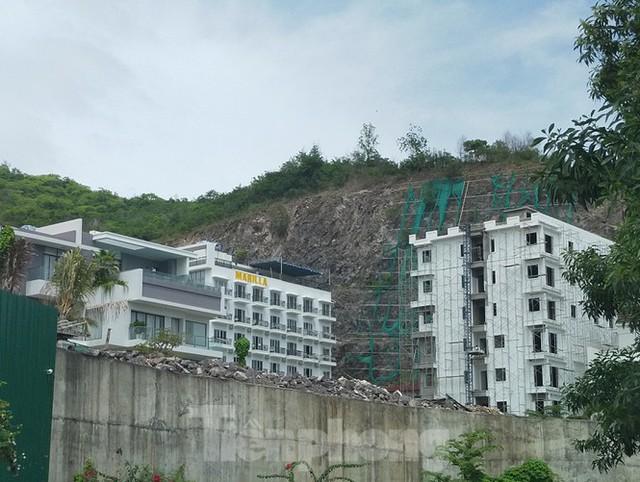 Bất chấp bị cưỡng chế, khu biệt thự Ocean View Nha Trang vẫn vô tư xây dựng - Ảnh 5.