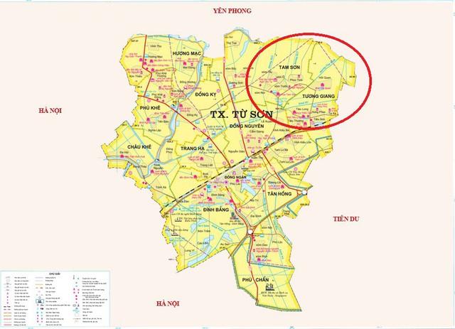 Xây siêu đô thị sinh thái gần 1.700ha tại Bắc Ninh - Ảnh 1.