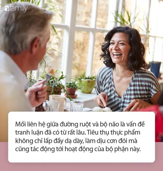 Mối liên hệ mật thiết giữa thực phẩm và tâm trạng: Muốn luôn hạnh phúc, giảm trầm cảm, lo âu, hãy ăn theo cách này - Ảnh 1.