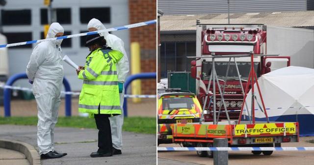 39 thi thể ở Anh: Cảnh sát tìm thấy gì sau 4 ngày điều tra? - Ảnh 2.