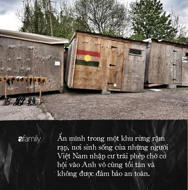 Bên trong Phố Việt Nam - trại dừng chân ở Pháp của người Việt chờ nhập cư trái phép vào Anh: Nơi sống tồi tàn, dù được cảnh báo nhưng chấp nhận dấn thân để đổi đời - Ảnh 3.