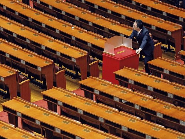 Hội nghị trung ương 4 Trung Quốc: Xuất hiện người kế nhiệm Chủ tịch Tập Cận Bình? - Ảnh 1.